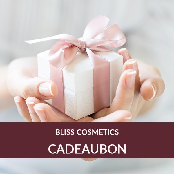 Cadeaubon Natuurlijke & Vegan make-up | Bliss Cosmetics