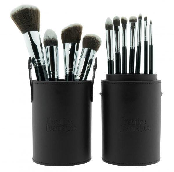 Basis kwastenset kwast Natuurlijke & Vegan make-up Bliss Cosmetics BEAUTY AND MORE ...