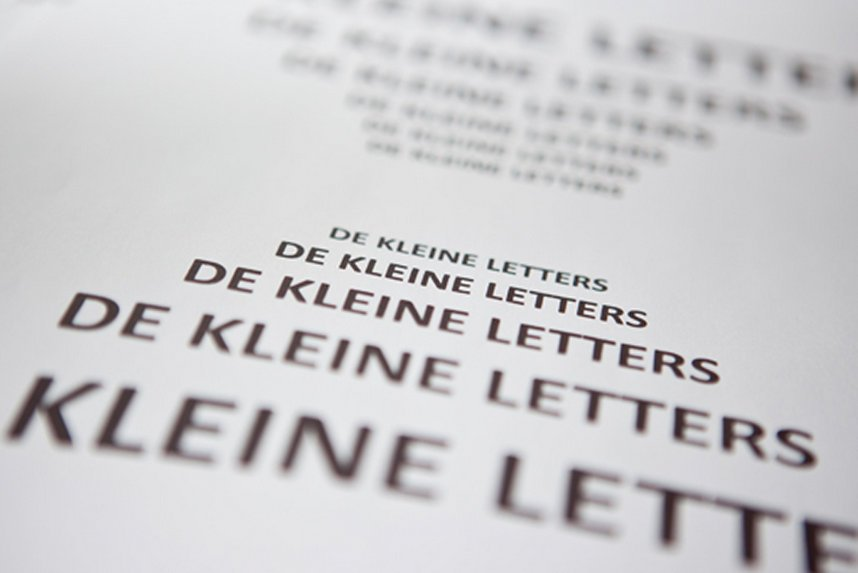 De kleine letters Bliss Cosmetics BEAUTY AND MORE ...