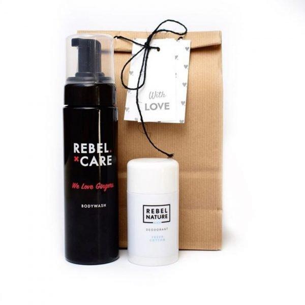 CadeauPakket Rebel for Hem Bliss Cosmetics BEAUTY AND MORE