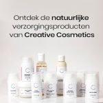 Verzorgingslijn Creative Cosmetics