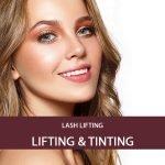 Lashlifing & Tinting
