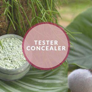 Concealer Testers